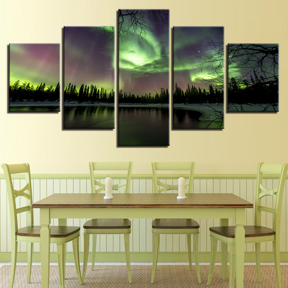 Amazing Aurora Decorative Wall Sculpture Pattern - Wall Art ...
