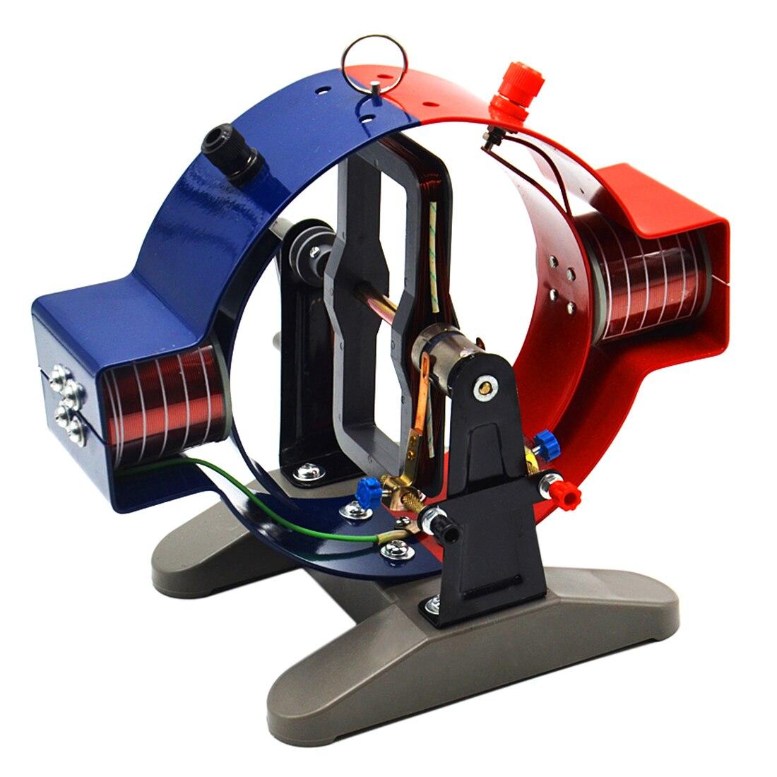 Moteur principe Description Instrument bricolage jouet expérience physique équipement d'enseignement pour étudiant