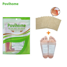 8pcs Herbal Detox Foot Pad Patch +8Pcs Relaxation Herbs Medical Health Care Plaster treatment Joint Pain D1017