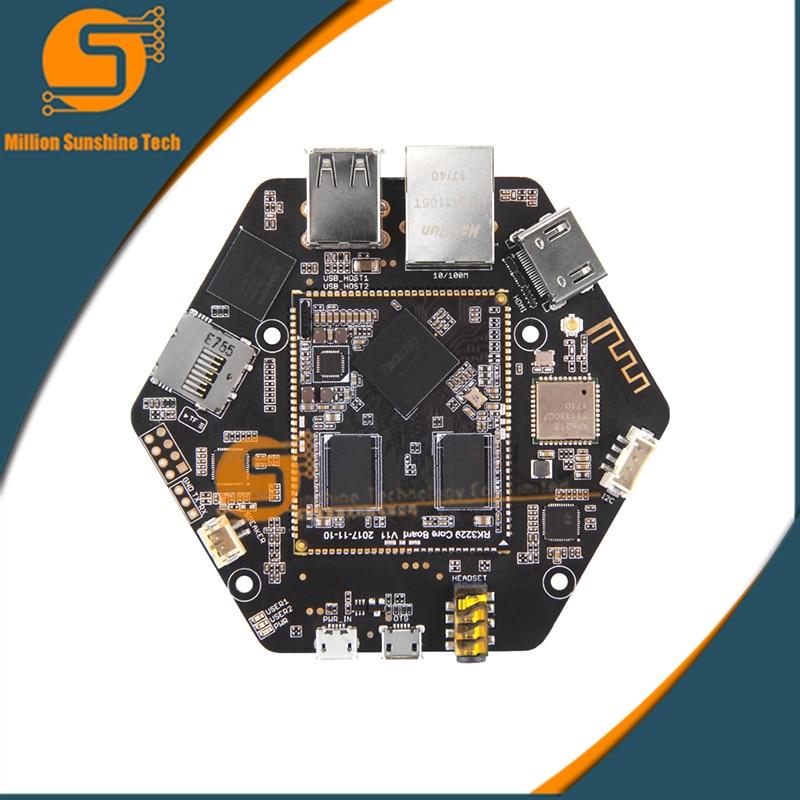 Respeaker Core v2.0 Intelligente de Reconnaissance Vocale Microphone Array Conseil de Développement IOT Internet de Choses