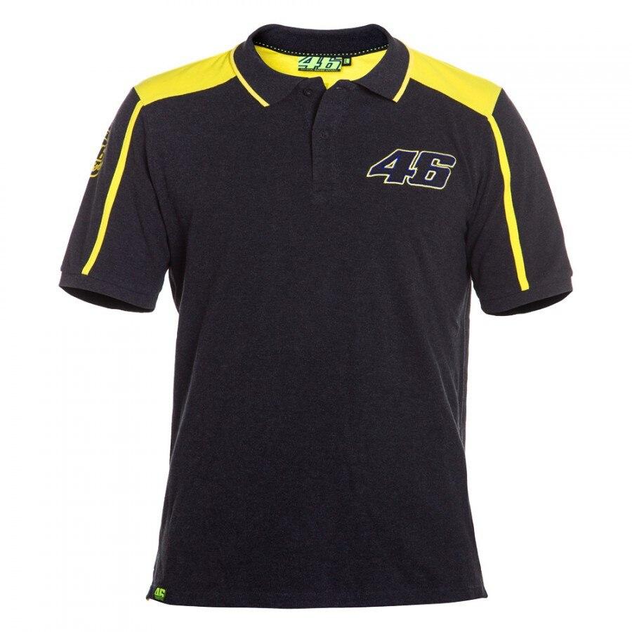 <font><b>2017</b></font> Hot sale! Rossi VR46 <font><b>Polo</b></font> <font><b>shirt</b></font> Moto GP M1 Factory <font><b>Racing</b></font> <font><b>Team</b></font> 46 <font><b>T</b></font> <font><b>shirt</b></font> sports golf leisure <font><b>shirt</b></font> Sky <font><b>Polo</b></font> 25