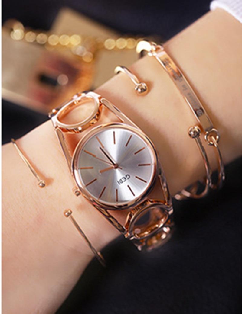 цена на JW Brand Luxury Crystal Gold creative Watches Women Fashion Bracelet Quartz Watch Waterproof Relogio Feminino orologio donna