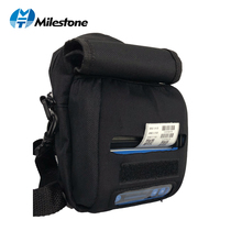 Milestone  Thermal Receipt/Label 2 in 1 POS Printer 80mm Bluetooth Android/iOS/Windows for Small Business ESC/POS MHT-P80F 80mm high speed 300mm s thermal receipt printer auto cutter windows android ios bluetooth pos printer