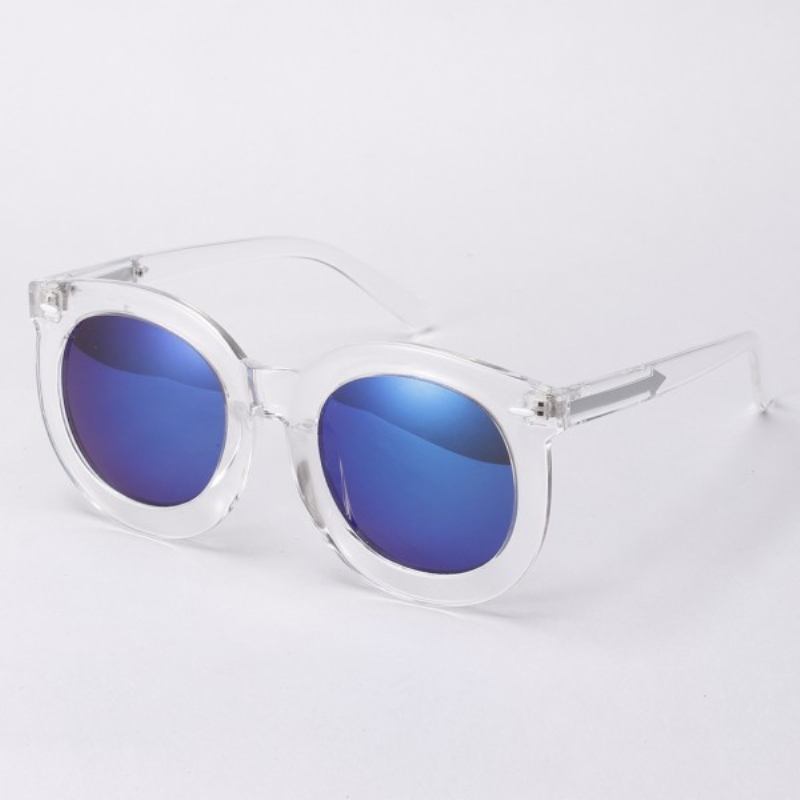 women men eyeglasses vintage clear frame sunglasses mirrored len eyewearchina mainland