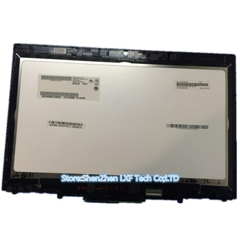 """For Thinkpad X1 Yoga PN ST50G56741 LED LCD Screen 14"""" WQHD IPS Touch Assembly with frame"""