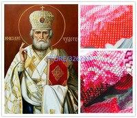 2015 New Diamond Painting Cross Stitch Round Diamond Drill Show Paste Painting Great Leader Round Diamond