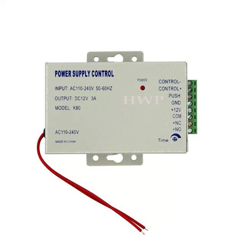 110-240V 3A Access Control Power Supply control 110
