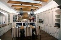 Классическая китайская антикварная мебель китайский кухонный шкаф (LH SW072)