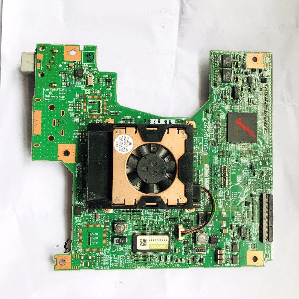 Original PCB Main board for Camry Sequoia Senna Lexuss DEN-SO Navigation audio system 462151-0510