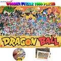 MOMEMO Personalizado Personalidade Personalizado Jigsaw Puzzle De Madeira Puzzle de 1000 Peças Dragon Ball Adultos Adolescentes Crianças Enigma Brinquedos