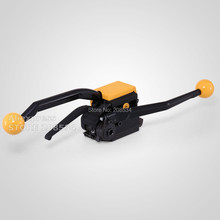 цена на A333 Manual Sealess Steel Strapping Tools manual box strapping machine Sealess Steel Strapping Tools 13-19mm