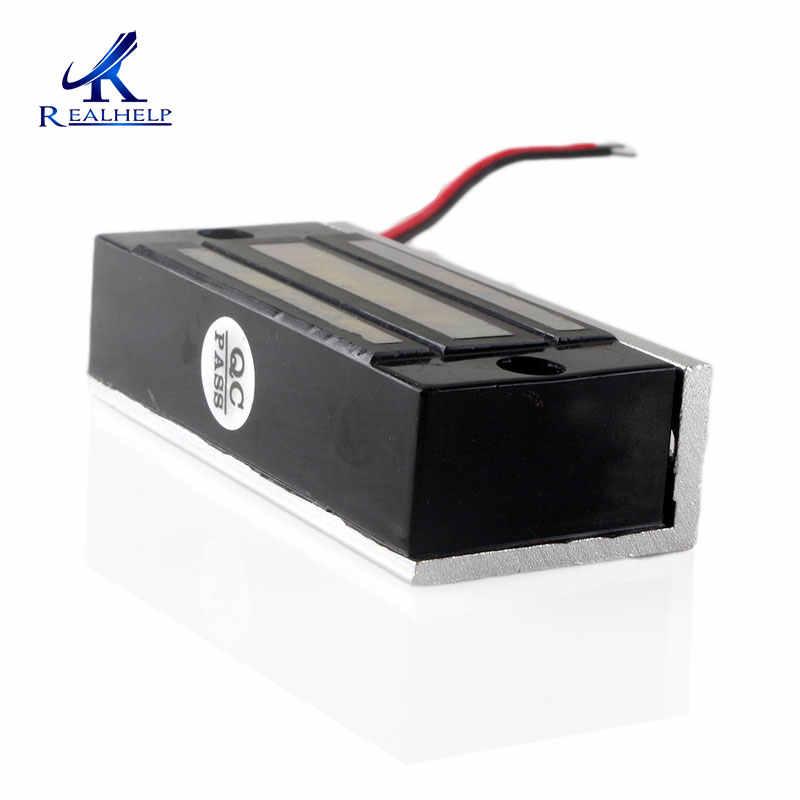 60kg Forza di 100Lbs 12VDC installazione Visibile Cabinet Serratura Magnetica Mini File di Gabinetto di Blocco Piccolo Maglock Porta Singola NC di Accesso