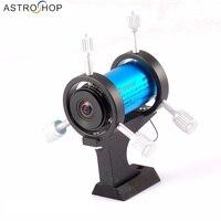 QHY5L II C + 2,1 мм с Star Finder 150 градусов ультра Широкий формат электронный видоискатель и наблюдения объектива