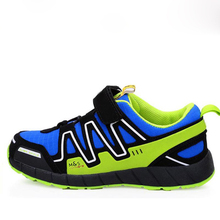2016 brand children shoes girls boys sneakers fashion breathable kids shoes boys casual running shoes