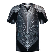 Feitong 2019 men t shirt Unisex Holiday Shirt Rude Stag Party Fancy Dress 3D Offensive Boobs Printed Tee Men's T Shirt(China)