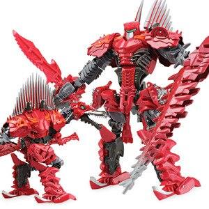Image 4 - Loa BMB Weijiang Size Lớn Biến Đổi Đồ Chơi Trẻ Em Hợp Kim H6001 3 SS Anime Robot Xe Hơi Mô Hình Khủng Long Nhân Vật Hành Động Trưởng Thành Cậu Bé Đồ Chơi quà Tặng