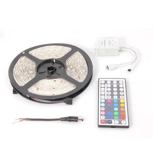 Bright 5050 Tape Light: CNIM Hot 5M Tape Ribbon Flexible Bright 5050 SMD 150 LED