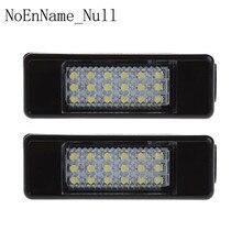 2 قطعة 18 ضوء لوحة ترخيص مُضاء مصباح ل بيجو 207 307 308 سيتروين بيرلينغو 2004 2009 C3 C4 C5 C6 5D