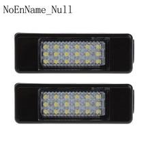 2pcs 18 LED לוחית רישוי אור מנורת עבור פיג ו 207 307 308 סיטרואן ברלינגו 2004 2009 C3 C4 c5 C6 5D