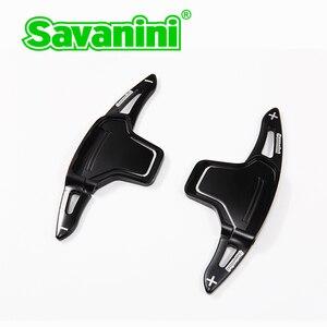 Image 4 - Savanini Aluminum Steering Wheel DSG Shift Paddle Shifter Extension For Kia K5 Optima (2016)  Sorento 2016 Kia Niro ev