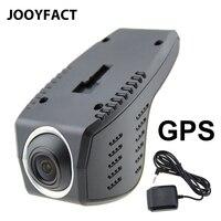 JOOYFACT A3 Car DVR Dash Cam Registrator GPS Digital Video Recorder Camera 1080P Night Vision Novatek 96658 IMX 323 WiFi
