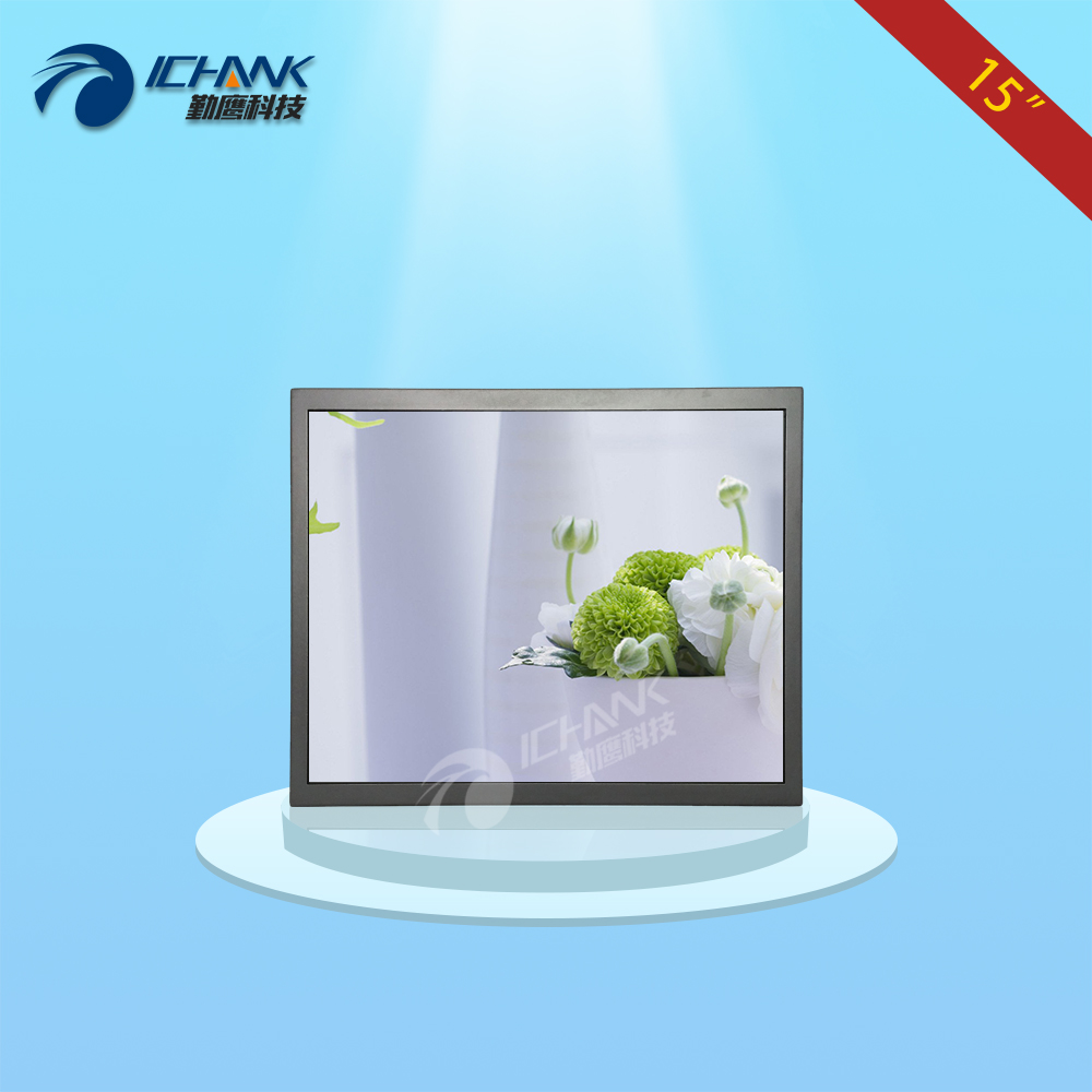 Zb150tn v59/15 дюймов 1024x768 HD металлический корпус BNC HDMI, VGA, USB против вмешательства настенный промышленный монитор ЖК дисплей экран