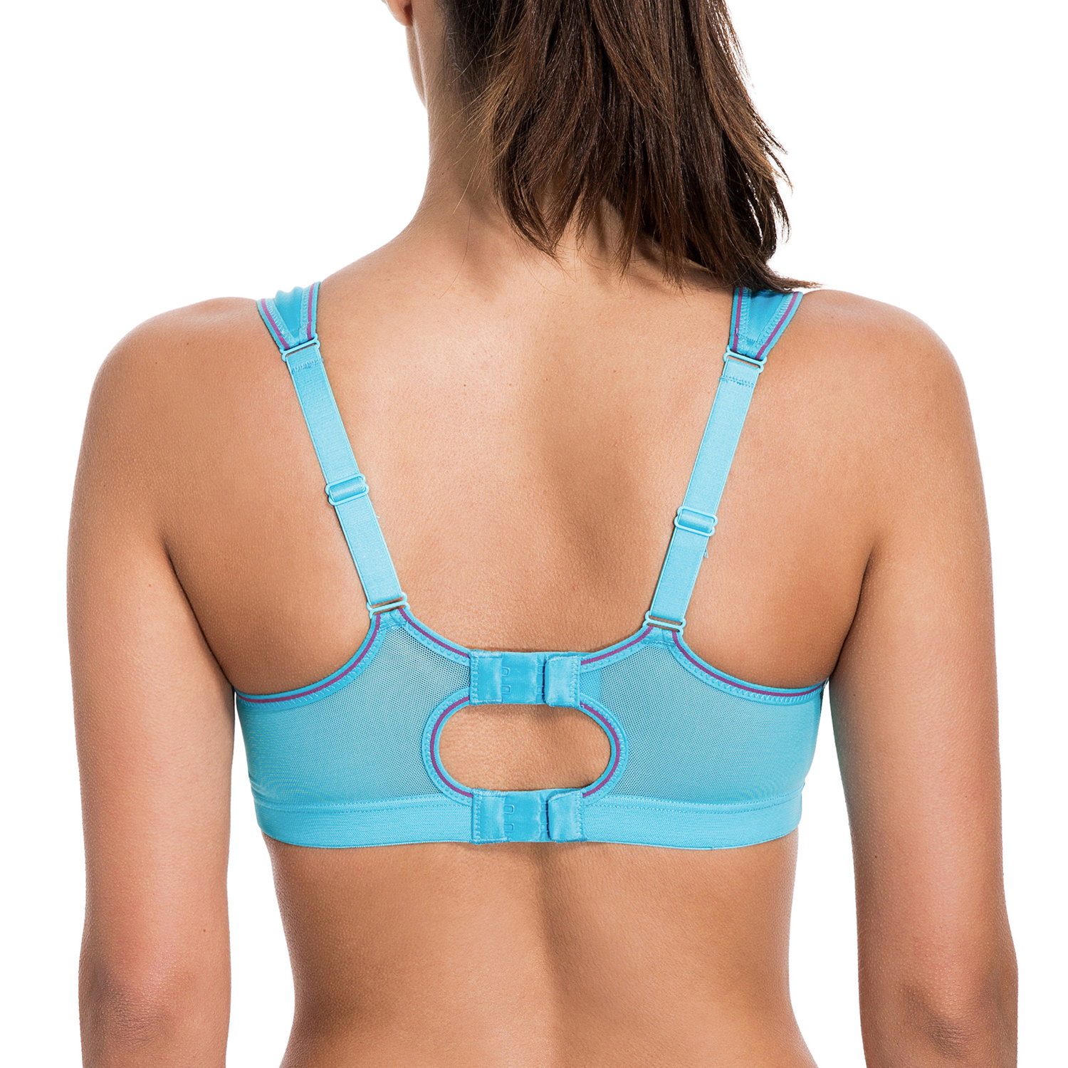 Women's Wire Free Non Padded Sports Bra