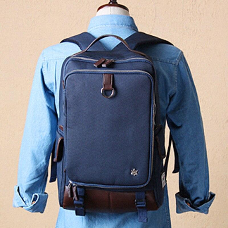 NEW 15.6 Inch Notebook Backpacks Men's Shoulder Bags Fashion Business Casual Waterproof School bags girls Travel Backpack