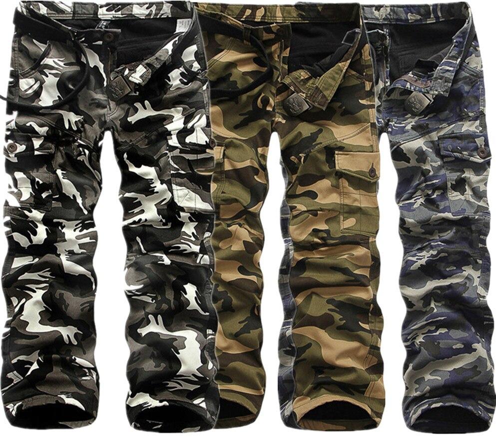 Popular Black Military Cargo Pants-Buy Cheap Black Military Cargo ...