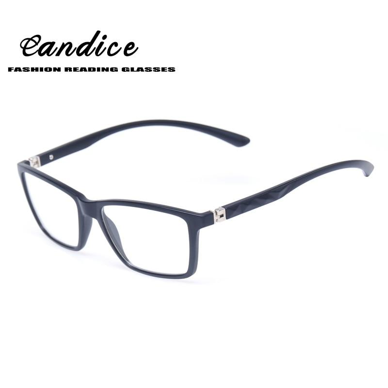 """Skaitymo akiniai Didžiosios vertės kokybė Stilingi skaitytojai Mada vyrams ir moterims akiniai, skirti skaityti """"Unisex"""" akinius"""