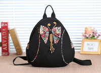 2017 New Coming Butterfly Appliques Multi Use Shell Bags Top Quatity Lady S Shopping Casual Zipper