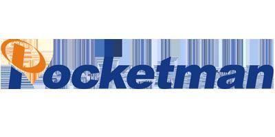 Лого бренда POCKETMAN из Китая