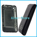 White  Black Back Battery Door housing for Apple iPhone 3 3G 8GB Rear Battery Door Housing Case