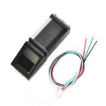 DIYmall Vert Lumière Optique Lecteur D'empreintes Digitales Capteur Module pour Arduino UNO Mega2560 R3 Pour raspberry pi 3 Par diy FZ1035G