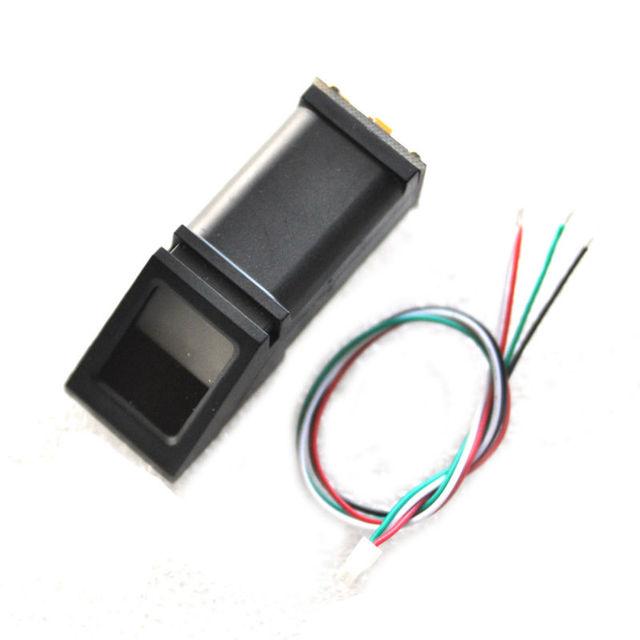 DIYmall Verde Luz Módulo Sensor para Arduino UNO R3 Mega2560 Leitor de Impressão Digital Óptica Para raspberry pi 3 Por diy FZ1035G
