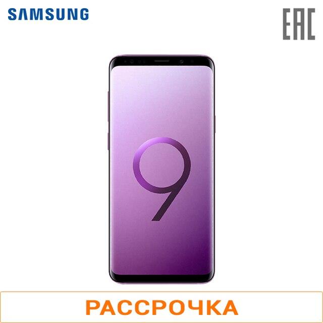 Смартфон Samsung Galaxy S9+ 64Gb (SM-G965F) [официальная российская гарантия]