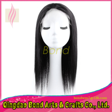 Hot Sale 100% Virgin Brazilian Straight Wig Unprocessed Glueless Full Lace Wig Human Hair Wig With Baby Hair Free Shipping