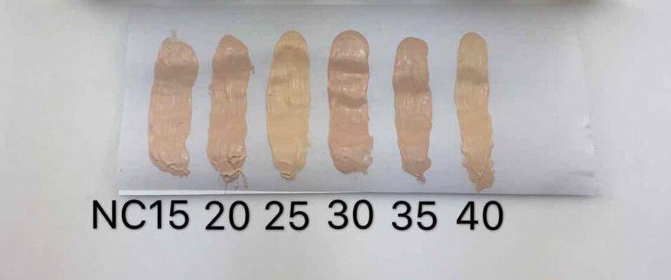 Fran nuova gamma di colori dell'ombretto di trucco eye shadow palette make up cosmetic