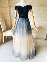 Variant Color V-neck  Sequin Starry Dress Bridesmaid Wedding Back of Bandage