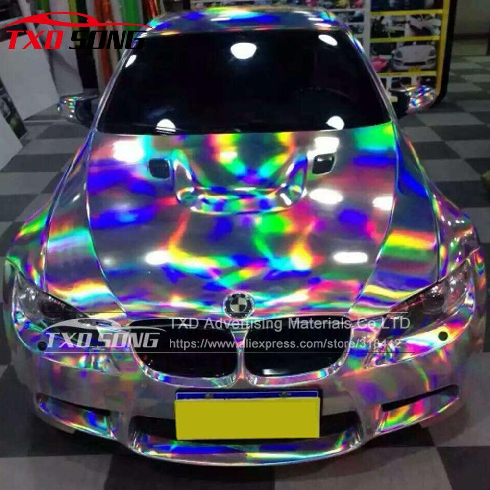 Chrome Car Paint Malaysia