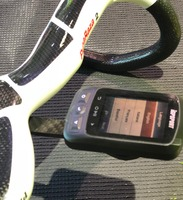 Garmin Edge 200 520 Computer Mount for Bryton Rider310 330 530 /CATEYE/Support GoPro Rhythm Camera & Light Holder