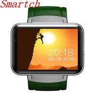 Smartch 2017 New 3g GPS Wifi Bluetooth Watch Smart Watch DM98 Supports SIM Card Reminder Calls