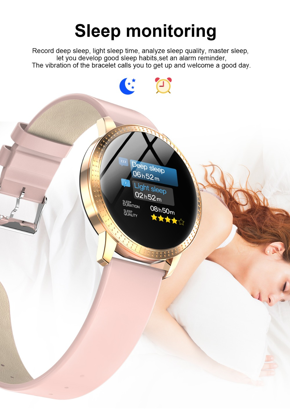 Womens Android Smartwatch