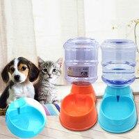 3.5L Alta Qualidade Dog Pet Bebedor Automático de Alta Capacidade para a Alimentação Animal de Estimação Cães Gatos Animais de Estimação Recipiente de Água de Beber Água Da Fonte