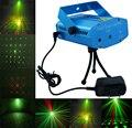 Mini azul Lazer Pointer AC110-240V Luz Do Projetor DJ Disco Laser Iluminação de Palco Para A Festa de Discoteca Show de Entretenimento Clube Bar Pub