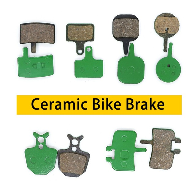 2 Pairs Mountian Bike Cycling MTB BMX Disc Brake Pads For Hayes Stroker Ryde