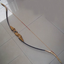 Take-Down Archery bow 40LBS Handmade Chinese Hunting Traditonal Wooden and carbon fiber recurve bow