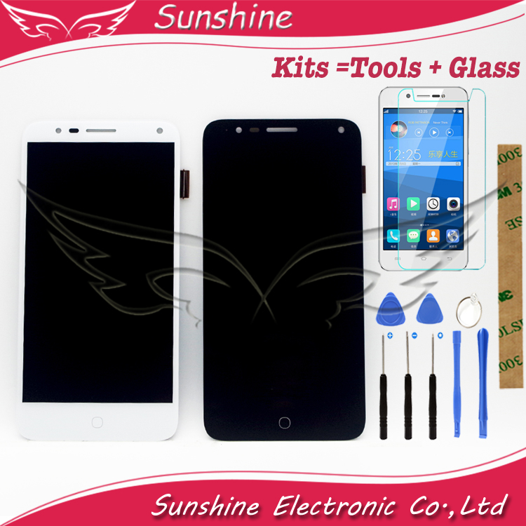 5''LCD Display For Alcatel Pop 4 5051 5051D 5051X 5051J 5051M OT5051 OT5051D OT5051X LCD Display With Touch Sensor Assembly