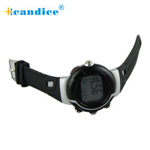 Novo Top Coração Sports Relógios Moda Casual Esporte Relógios de Pulso Com Pulso Heart Rate Monitor de 1 peça