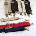 D34 80~150CM length of the adjustable Cotton Stape fabric Handbags Belt 3 cm wide diy bag leather straps quilt handmade